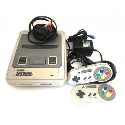 Super Nintendo - Super Nintendo + (2 Controllers)