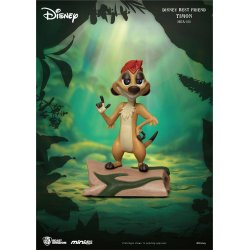 Disney Best Friends Mini Egg Attack Figure Timon 8 cm