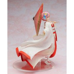 Re:ZERO -Starting Life in Another World- PVC Statue 1/7 Ram -Shiromuku- 24 cm