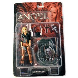 Angel: Reunion Darla - action figures