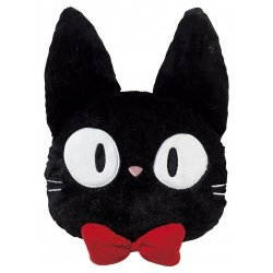 Kiki's Delivery Service Plush Cushion Jiji 33 x 24 cm