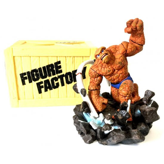 Marvel Figure Factory - The Thing