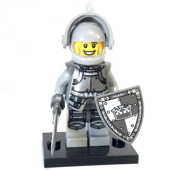 LEGO: Minifigures - Heroic Knight