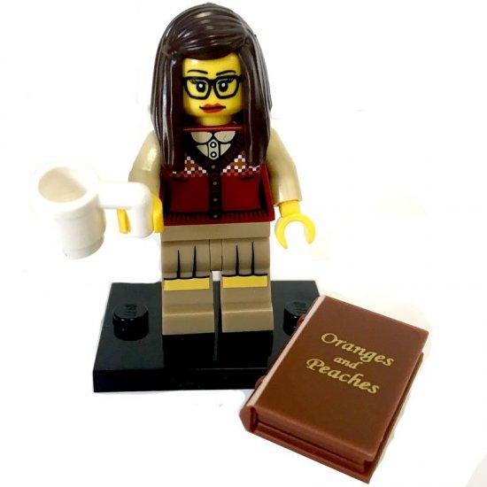 LEGO: Minifigures - Librarian