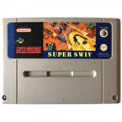 Super Nintendo – Super SWIV