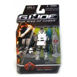 G.I. Joe - Ice-Viper - action figures