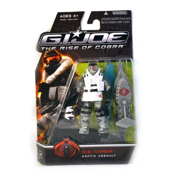 G.I. Joe - Ice-Viper - action figures