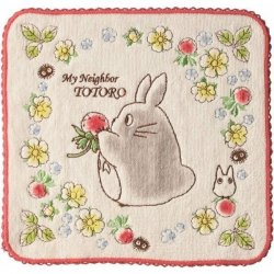 My Neighbor Totoro Mini Towel Wild Strawberries 25 x 25 cm