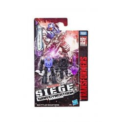 Transformers Generations War for Cybertron: Siege Battle Master - Caliburst