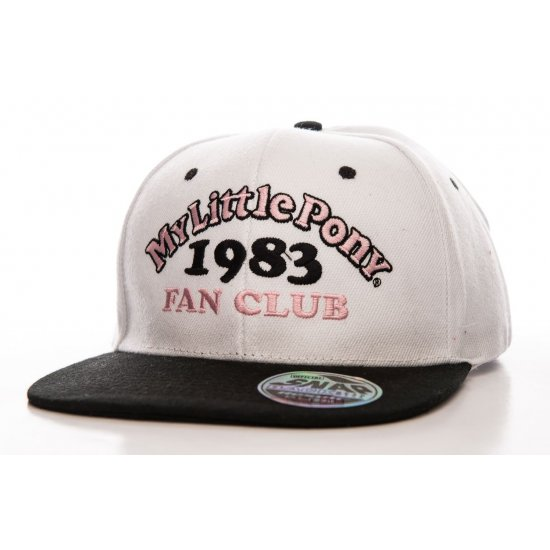 My Little Pony Fan Club 1983 Snapback Cap