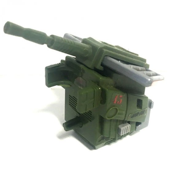 GI Joe - Anti-Aircraft Gun