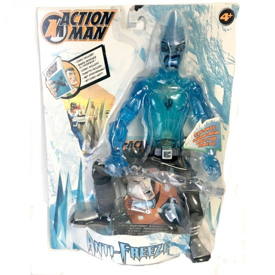 Action Man – Anti-Freeze