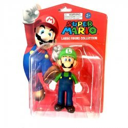 Super Mario: Large Figure Collection – Luigi