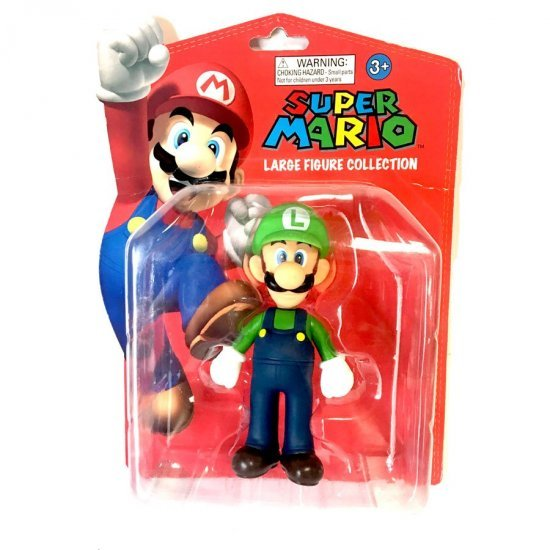 Super Mario: Large Figure Collection – Luigi