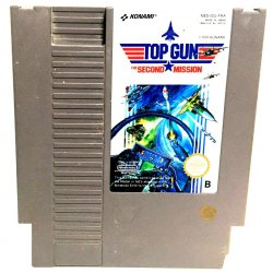 Nintendo Entertainment System (NES) - NES –  Top Gun -