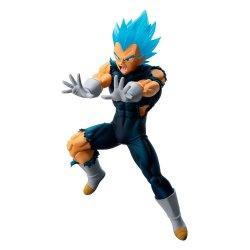 Dragon Ball Ichibansho PVC Statue Super Saiyan God Super Saiyan Vegeta 13 cm