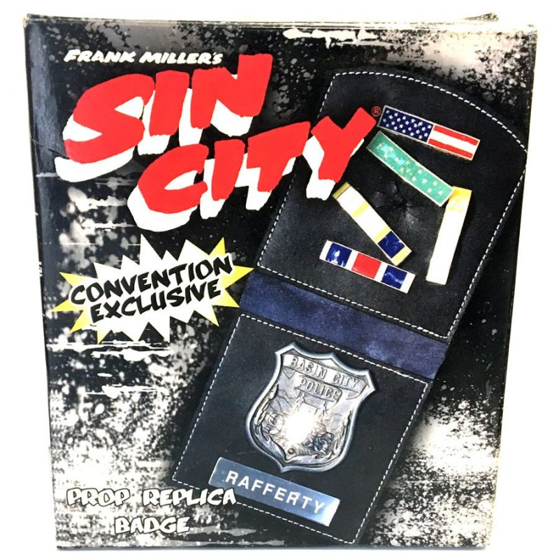 Replicas - Sin City – Pop Replica Badge (Convention Exclusive) -