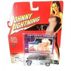 Johnny Lightning: VIP – Vallery's Jaguar