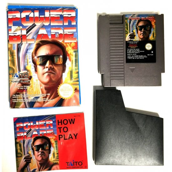 NES – Power Blade (Boxed)