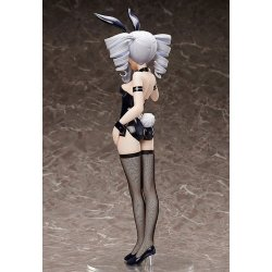 Hyperdimension Neptunia Statue 1/4 Black Sister Bunny Version 44 cm