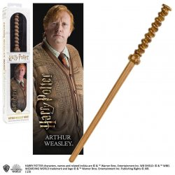 Harry Potter PVC Wand Replica Arthur Weasley 30 cm