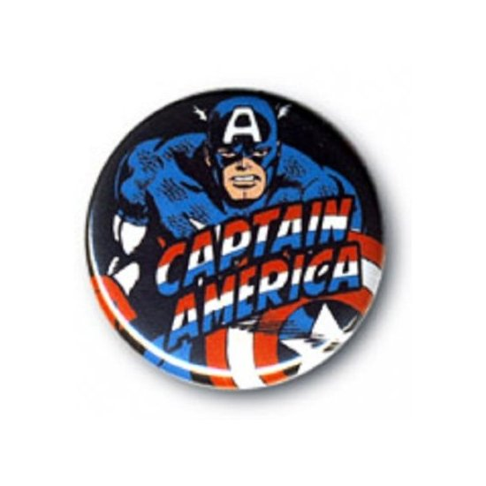 Button – Captain America
