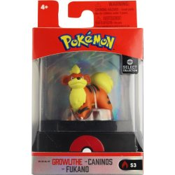 Pokémon Select Mini Figure - Growlithe