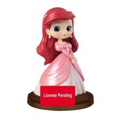 Disney Q Posket Petit Mini Figure Ariel Story of the Little Mermaid Ver. C 7 cm