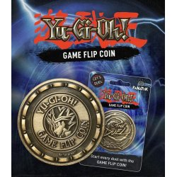 Yu-Gi-Oh! Replica 1/1 Flip Coin