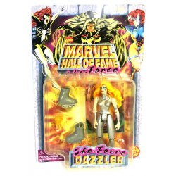 Action Figures - Marvel: Hall Of Fame: She-Force – Dazzler -