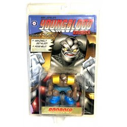 Mini Figures - Youngblood: Mini Figures – Badrock -