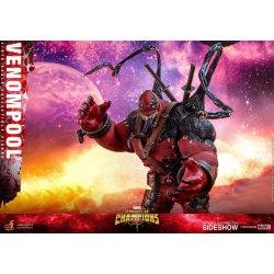 Marvel: Contest of Champions Video Game Masterpiece Action Figure 1/6 Venompool 37 cm