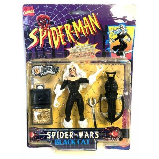 Spider-Man: Spider Wars – Black Cat (EU)