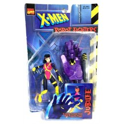 Generation X - X-Men: Robot Fighters – Jubilee -