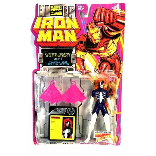 Iron Man – Spider Woman