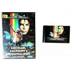 Sega Megadrive - Sega Mega Drive – Michael Jackson Moonwalker -