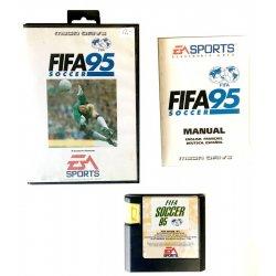 Sega Megadrive - Sega Mega Drive – Fifa 95 -
