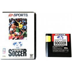 Sega Megadrive - Sega Megadrive – FIFA International Soccer (Boxed) -
