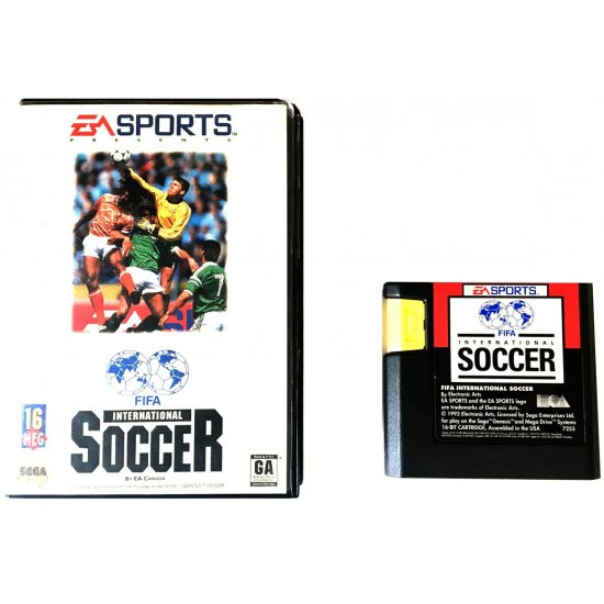 Sega Megadrive – FIFA International Soccer (Boxed)
