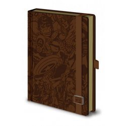 Marvel Comics Premium Notebook