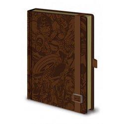 Marvel Comics Premium Notebook
