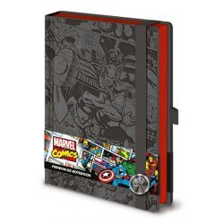 Marvel Comics Premium Notebook - Retro Thor