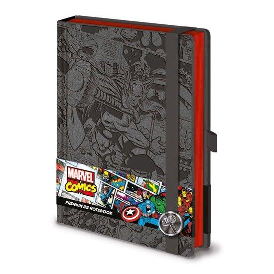 Marvel Comics Premium Notebook - Retro Thor