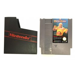 NES - Wrestlemania (Losse Cassette)