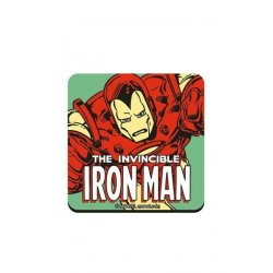 Marvel Coaster Invincible Iron