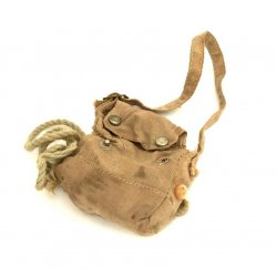 Action Man British Infantryman Gas Mask Bag