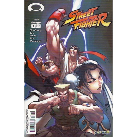 Street Fighter 1A (2003 Image)