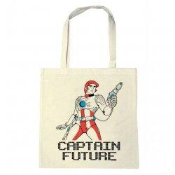 Captain Future Tote Bag