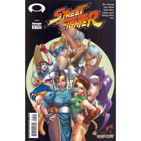 Street Fighter 3B (2003 Image)