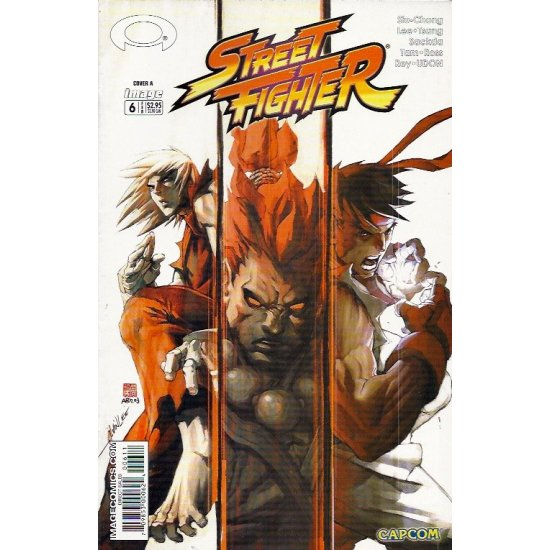 Street Fighter 6A (2003 Image)